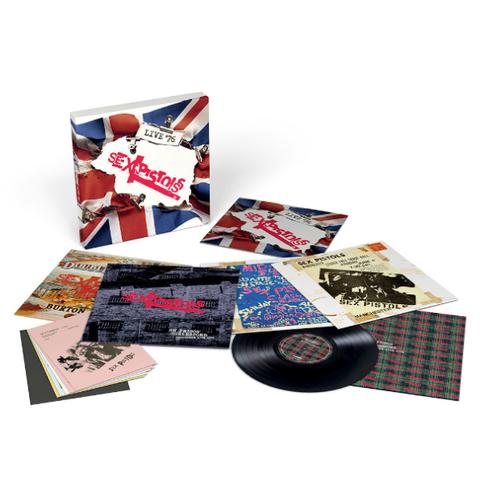 Sex Pistols / Live '76 (4LP)
