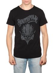 80471-1 футболка мужская, черная