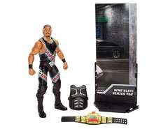 Фигурка Дило Браун (D'Lo Brown) серия 52 - рестлер Wrestling WWE Elite Collection, Mattel