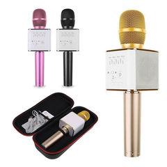 Беспроводной микрофон для караоке с динамиками Q9