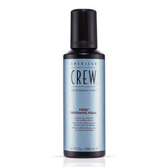 American Crew Fiber Grooming Foam - Пена для укладки волос