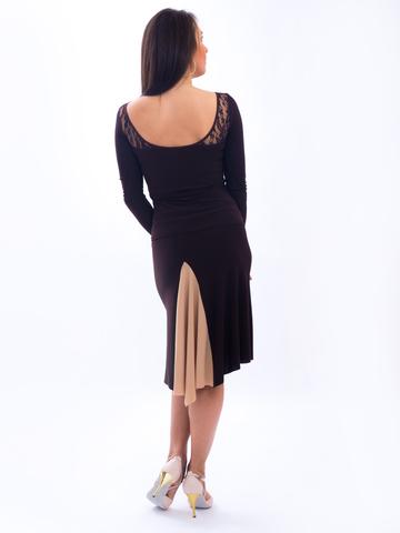 Блуза для танцев арт.121/2