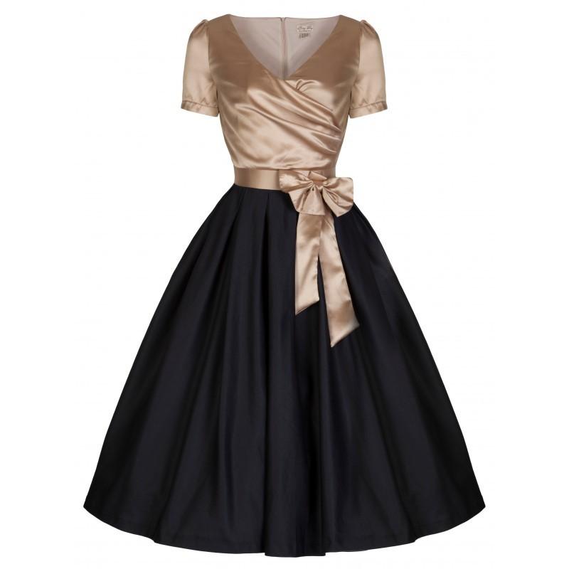 3fc3434e157 Платье в стиле 40-х и 50-х