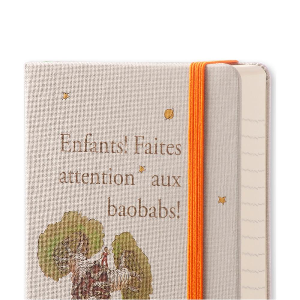 Ежедневник Moleskine Le Petit Prince Daily PC, цвет серый