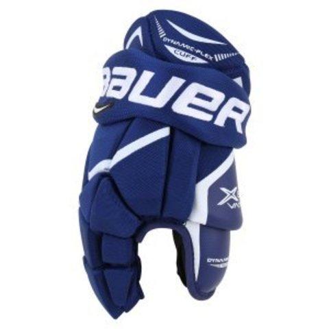 Перчатки хоккейные BAUER VAPOR X800 SR