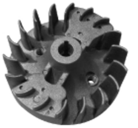 Маховик зажигания на бензотриммер объемом двигателя 26сс.