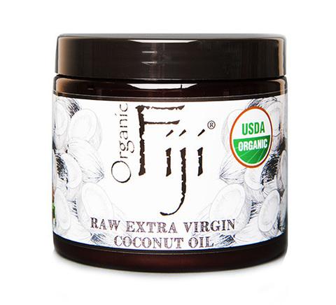 Органическое пищевое кокосовое масло холодного отжима, Organic Fiji