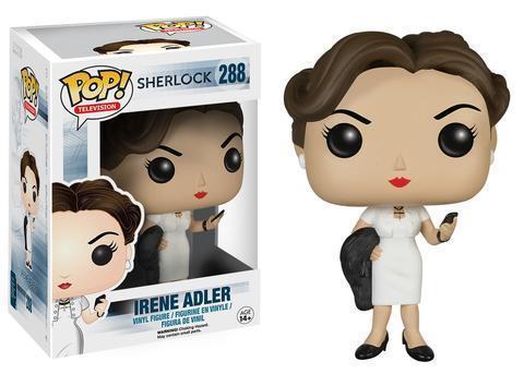 Фигурка Funko POP! Vinyl: Sherlock: Irene Adler 6056