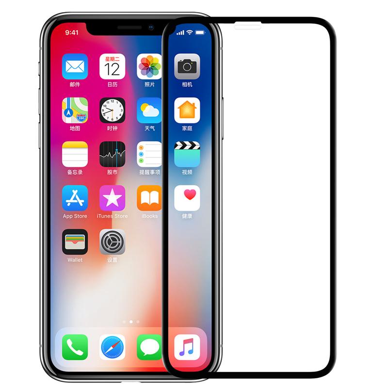 Защитные стекла Защитное стекло Nillkin для Apple iPhone X / XS - XD CP+MAX 800.jpg