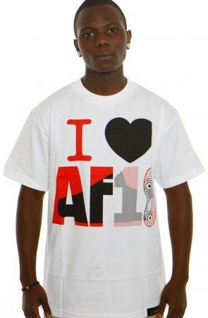 I Love air force белая фото 1