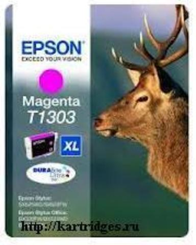 Картридж Epson T13034010