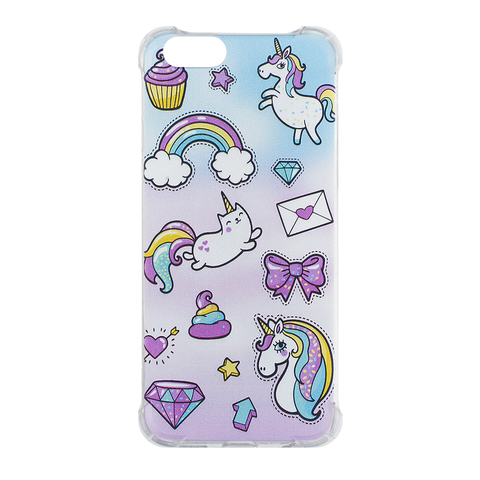 Чехол для IPhone 6/6S Cupcake Unicorn