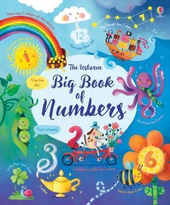 Kitab Big Book of Numbers | Felicity Brooks