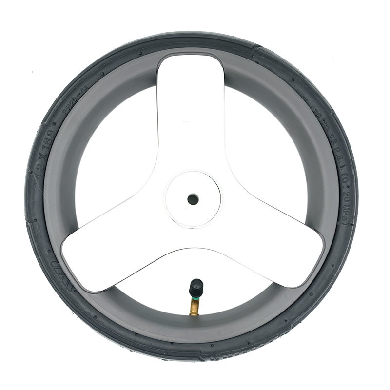 Колеса для детских колясок Колесо Tutis Mimi серое переднее IMG_0221.jpg