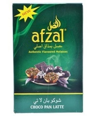 Afzal Шоколад Пан Латте