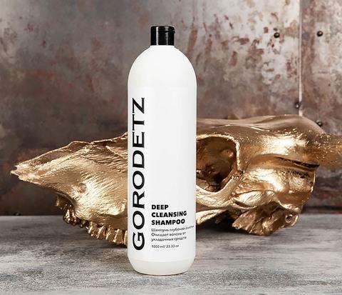 RAZ397 Профессиональный шампунь для волос Gorodetz (1000 мл)