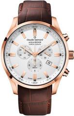 Мужские швейцарские часы Claude Bernard 10222 37RC AIR