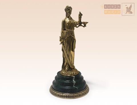 статуэтка Фемида средняя