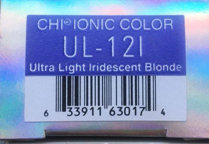 Крем-краска CHI Ионик UL-12 I 85 гр