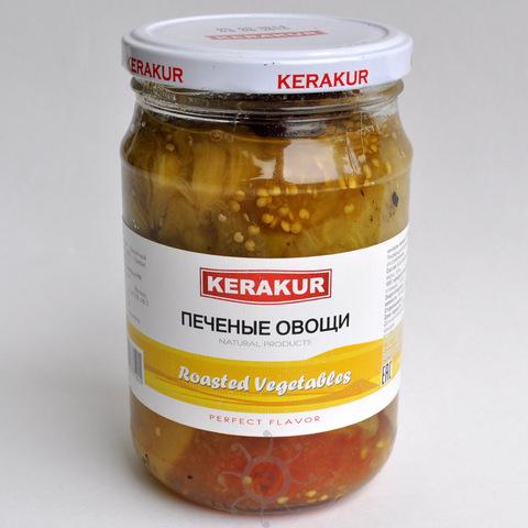 Овощи печеные Kerakur, 600г
