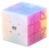 Куб QiYi Warrior W 3x3 Прозрачный