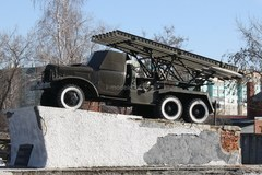 ZIS-151 Katyusha BM-13 Multiple Rocket Launch System khaki 1:43 DeAgostini Auto Legends USSR Trucks #2