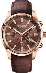 Мужские швейцарские часы Claude Bernard 10222 37RC BRIR1