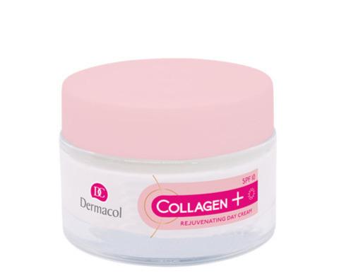 Dermacol Collagen+intensive Омолаживающий дневной крем с высоким содержанием коллагена 35+