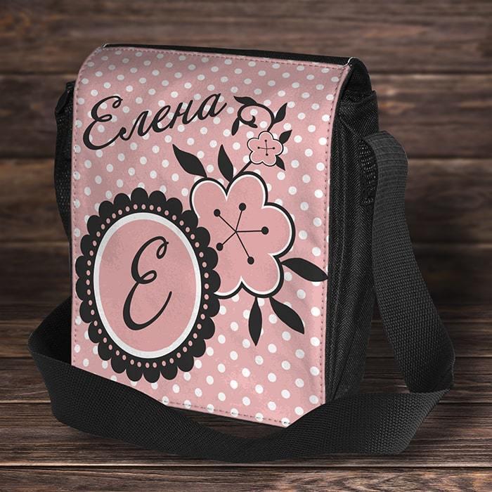 Именная сумка Маринетт (Елена) - купить в интернет-магазине kinoshop24.ru с быстрой доставкой