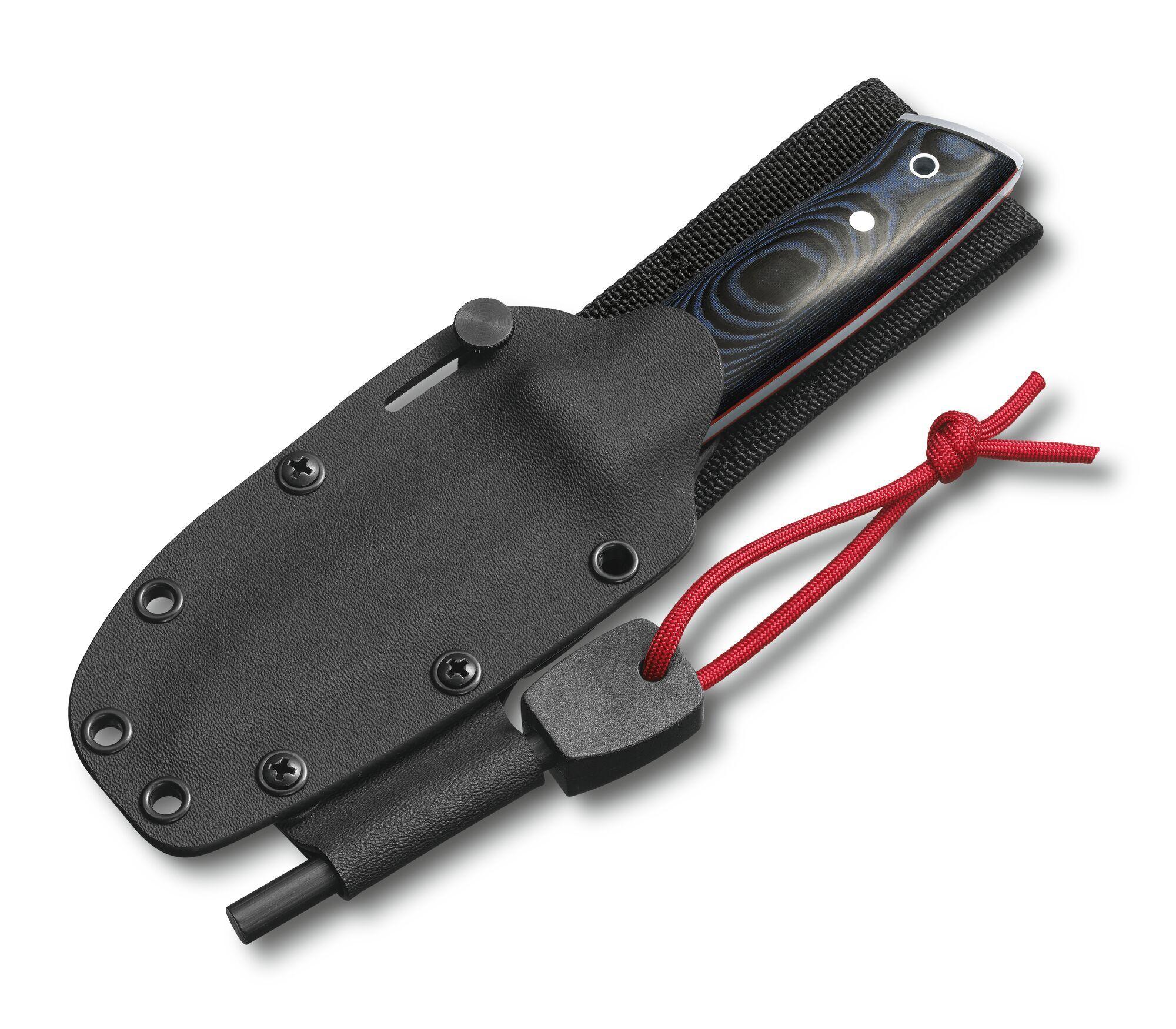 Нож с фиксированным клинком Victorinox Outdoor Master Mic размер L (4.2261) - Wenger-Victorinox.Ru