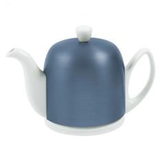 Чайник заварочный на 4 чашки 0.7л Guy Degrenne Salam White синий