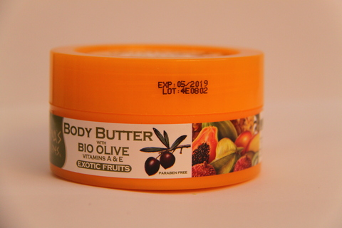 ATHENA'S TREASURES BODY BUTTER EXOTIC FRUITS