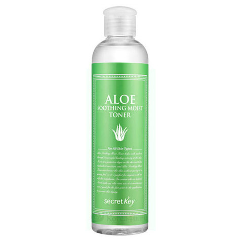 SECRET KEY Aloe Soothing Moist Toner 248 ml