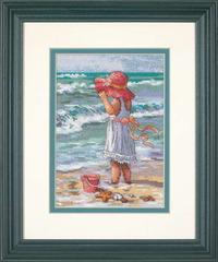 DIMENSIONS Девочка на берегу (Girl at the Beach)