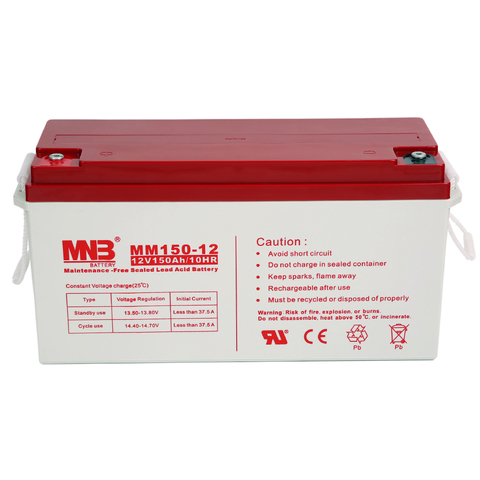 Аккумулятор MNB MM 150-12 - фото 2