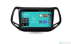 Штатная магнитола 4G/LTE Jeep Compass 17+ Android 7.1.1 Parafar PF997