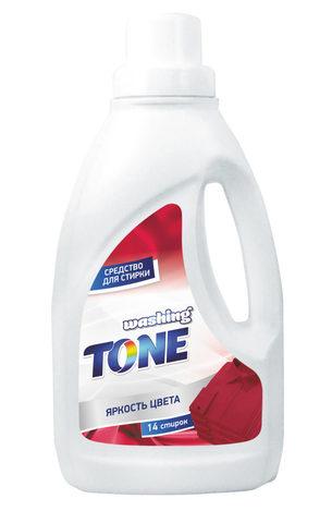 Sellwin Pro  Washing Tone Жидкое средство для стирки Яркость цвета 1500мл