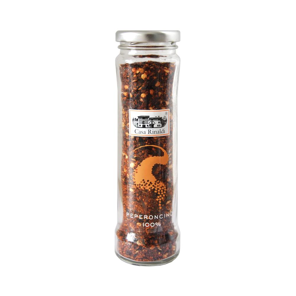 Специи Casa Rinaldi Ваза - Перец красный острый в стекле 60г