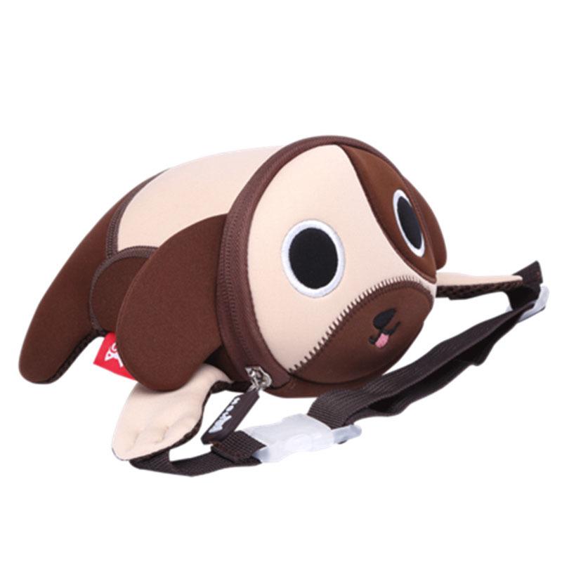 Поясные сумки Водонепроницаемая детская поясная сумка в виде Собачки dog.jpg