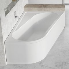 Ванна асимметричная 160х105 см Ravak Chrome CA61000000 фото