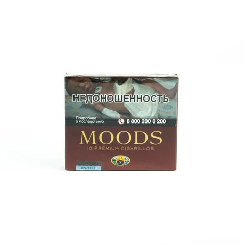 Сигариллы Moods 10 шт