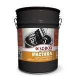 Мастика кровельная гидроизоляционная  ISOBOX ведро 22кг