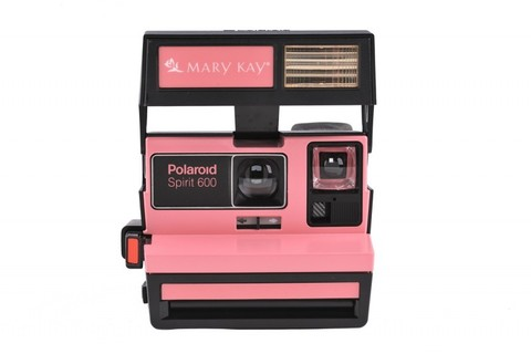 Polaroid Mary Kay