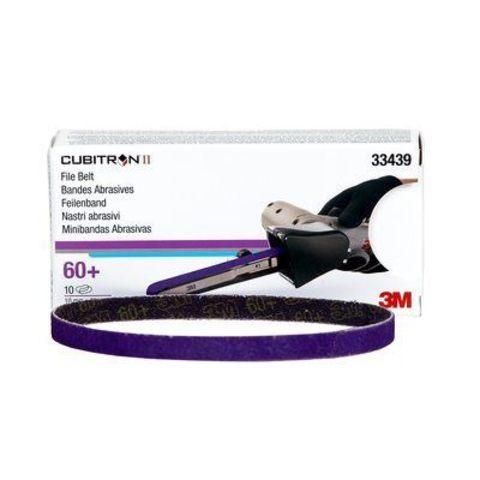 3М  Шлифовальная лента Cubitron™ II, 10x330mm, 60+,