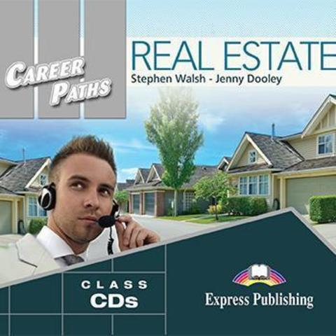 Career Paths: Real Estate. Audio CDs (set of 2). Аудио CD (2 шт.)