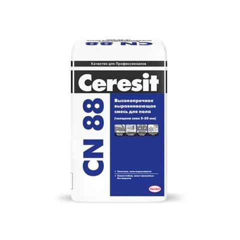 Ceresit CN 88/Церезит ЦН 88 выравнивающая смесь для пола