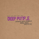 Deep Purple ‎/ Live In Rome 2013 (Limited Edition)(2CD)