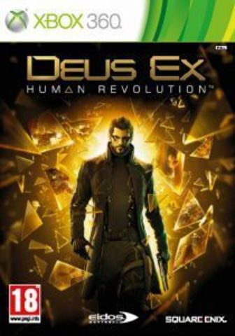 Microsoft Xbox 360 Deus Ex: Human Revolution (русская версия)
