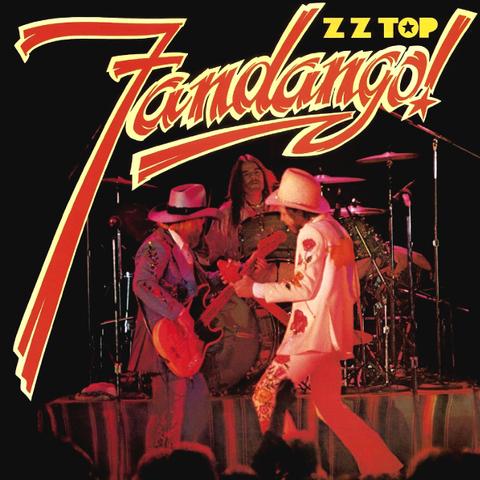 ZZ Top / Fandango! (LP)