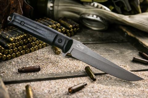 Тактический нож Croc AUS-8 TacWash